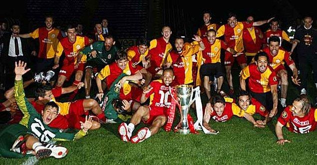 10. Kadıköy'deki şampiyonluk