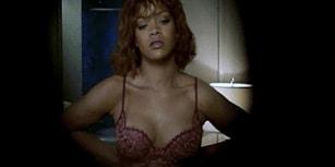 Bates Motel'in Efsane Duş Sahnesini Canlandıran Rihanna Cesur Rolüyle Dizinin Önüne Geçti!