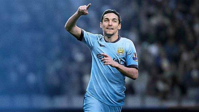 7. Jesus Navas - Galatasaray