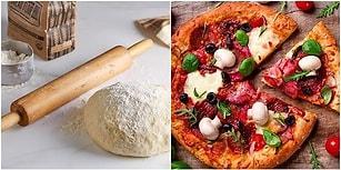 Çıtır Çıtır Pizzalar Yapmak İnanın Zor Değil! Evde Pizza Yapmanızı Sağlayacak 13 Yöntem