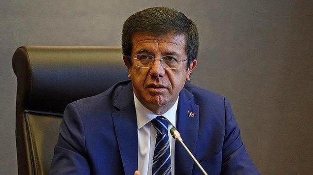 Ekonomi Bakanı Nihat Zeybekçi enflasyonun Mayıs ayının sonunda tek haneye ineceğini söyledi.