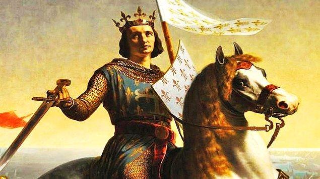 4. Fransa kralı 9. Louis'nin bağırsaklarının bir kısmı Tunus'a, kalan kısmı Palermo'ya ve parmaklarından biri ise Paris'e gömüldü. Vücudunun geri kalanı ise 16. yüzyılda kayboldu.