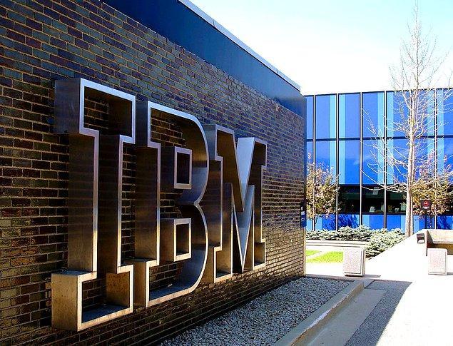 10. Bir dönem IBM kadrosunda Nobel ödüllü 4 çalışan bulunuyordu.