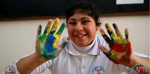 'Özel' Çocuklarla Çekilen Muhteşem 'Happy' Klibi