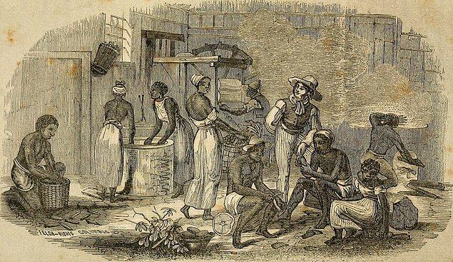 Köleler kuşkusuz, antik çağın (ve elbette sonrasının da) en önemli iş gücüydü diyebiliriz.