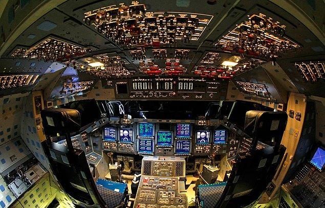 Günümüzde uçuş kontrol sistemleri eskisine oranla çok daha sofistike ve güvenli.