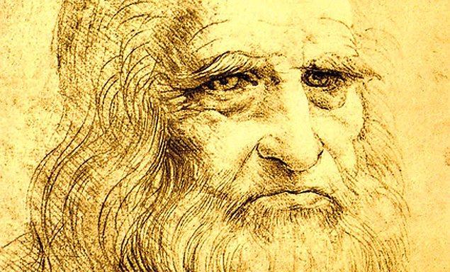 1. Leonardo Da Vinci yaptı.