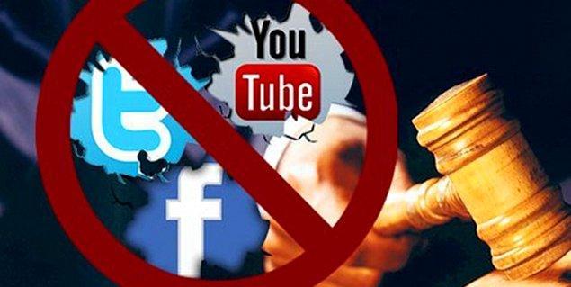 """4. """"Ulaştırma, Denizcilik ve Haberleşme Bakanımız Aysel Sevinç, Suudi Arabistan'da sosyal medyaya erişimin engellenmesini sert bir dille kınadı: Hangi devirde yaşıyoruz?"""""""