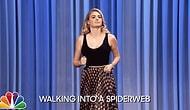 Jimmy Fallon ve Kate Upton'dan Eğlenceli Dans Kapışması