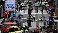 İsveç'te Kamyonlu Saldırı: Can Kaybı 4'e Yükseldi, 1 Kişi Tutuklandı