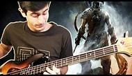 """İşte O """"Basslar""""! Bas Gitarıyla Arasında Özel Bir Bağ Olanların Bayılacağı Kanaldan 16 Bilindik Şarkının Bas Gitar Yorumu"""