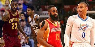 NBA'de Normal Sezon Sona Erdi, Play-Off Eşleşmeleri Belli Oldu