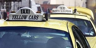 ABD'de 23 Yaşındaki Bir Kadın 'Taksi Şoförüne Tecavüz' Suçlamasıyla Tutuklandı!