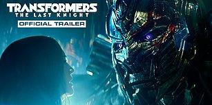 Transformers: The Last Knight Filminen Yeni Fragman Geldi!