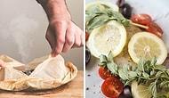 Fırın Kağıdı Kullanarak Kolayca Pişirebileceğiniz Az Yağlı Az Kalorili 16 Enfes Yemek