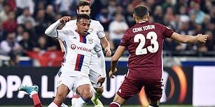 Kartal Sonunu Getiremedi: Lyon 2-1 Beşiktaş