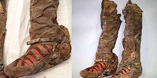 1500 Yıl Önce Ölen Türk Kadını Mumyasının Ayağındaki Ayakkabı Sahiden Adidas mı?