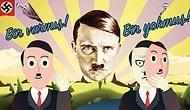 Bir Varmış, Bir Yokmuş! Hitler'in Yükselişi ve Nazi Almanya'sının Çöküşü