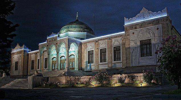 6. Etnografya Müzesi