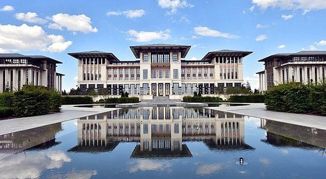 8. Cumhurbaşkanlığı Sarayı