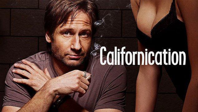 11. Bir başka seks bağımlısı ise, Californication dizisinin starı David Duchovny!