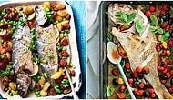 Yanına Eklenen Sebzeler ile Çilingir Sofrası Kurmanıza Neden Olacak 12 Sebzeli Balık Tarifi