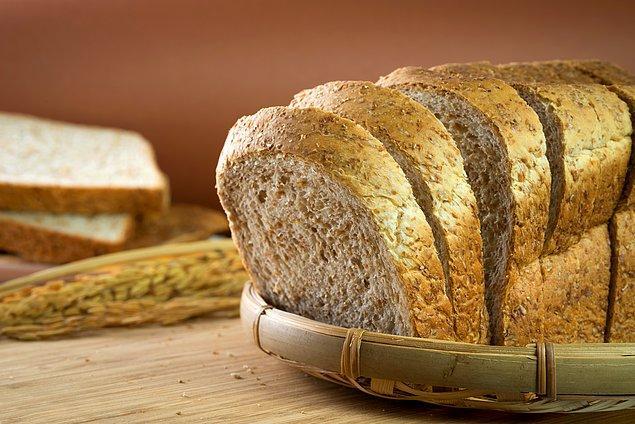 6. Artan ekmekleri buzlukta saklayın.