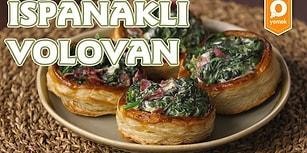 Fransızların En Çıtır Böreği Ispanaklı Volovan Nasıl Yapılır?
