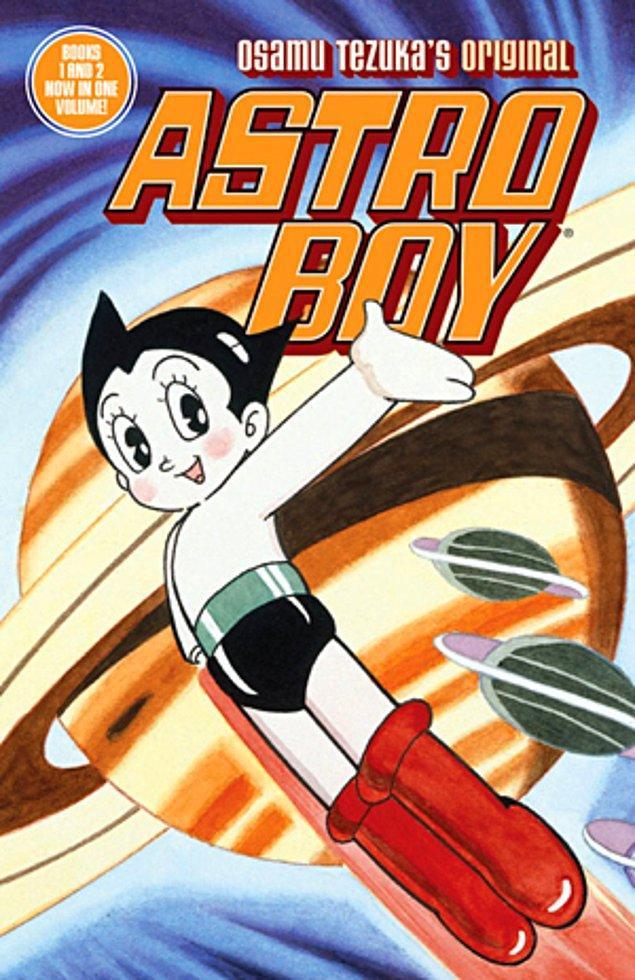 Başarı yakalayan bir diğer örnek de Osamu Tezuka'nın sonradan TV'ye de uyarlanan Astro Boy (1951) mangasıydı.