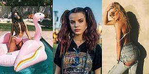Stil ve Saç-Makyaj Konusunda İlham Kaynağı Olan Coachella Festivali'nden 34 İddialı Tarz