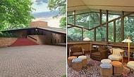 Vintage Severler Buraya! 1960'lı Yıllardan Kalma Frank Lloyd Wright Tasarımı Ev