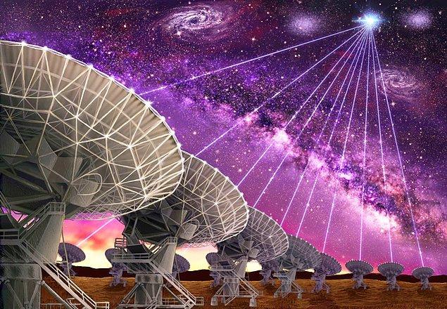 Atacama Büyük Milimetre/Milimetre-altı Dizisi (ALMA) adı verilen radyo teleskopları tarafından yapılan yeni gözlemler ise bilim insanlarını şaşırttı.