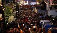 'Mühürsüz Oy' Protestolarından Objektiflere Yansıyan 17 Fotoğraf