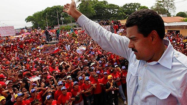 Maduro'nun halk desteği neden azalıyor?