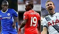 İngiltere Premier Lig'de Sezonun En İyi 11'i