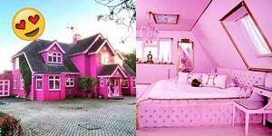 Airbnb'de Karşılaştığımız, Tasarımıyla Gözlerinizi Kamaştıracak Dünyanın En Pembiş Evi