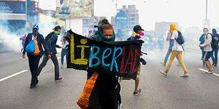 On Binlerce Kişi Neden Sokaklara Döküldü? 4 Soruda Venezuela Krizi