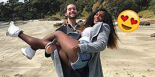 Snapchat'te Hamile Olduğunu İlan Edip 15 Dakika Sonra Fotoğrafı Silen Serena Williams