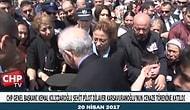 Tunceli'de Şehit Olan Pilotun Oğlu Kılıçdaroğlu'na Sarılıp Ağladı: 'Babam Sizi Çok Severdi'
