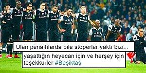 Canınız Sağolsun! Beşiktaş - Lyon Maçının Ardından Yaşananlar ve Tepkiler