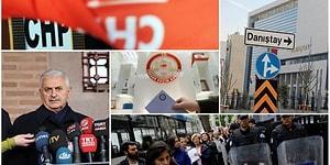 Danıştay'dan, CHP'nin 'Mühürsüz Oy' Kararıyla İlgili Başvurusuna Ret