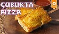 Pizzanın En Minnoş Hali: Çubukta Pizza Nasıl Yapılır?