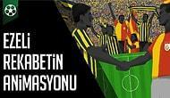 En'lerin Derbisi: Galatasaray - Fenerbahçe