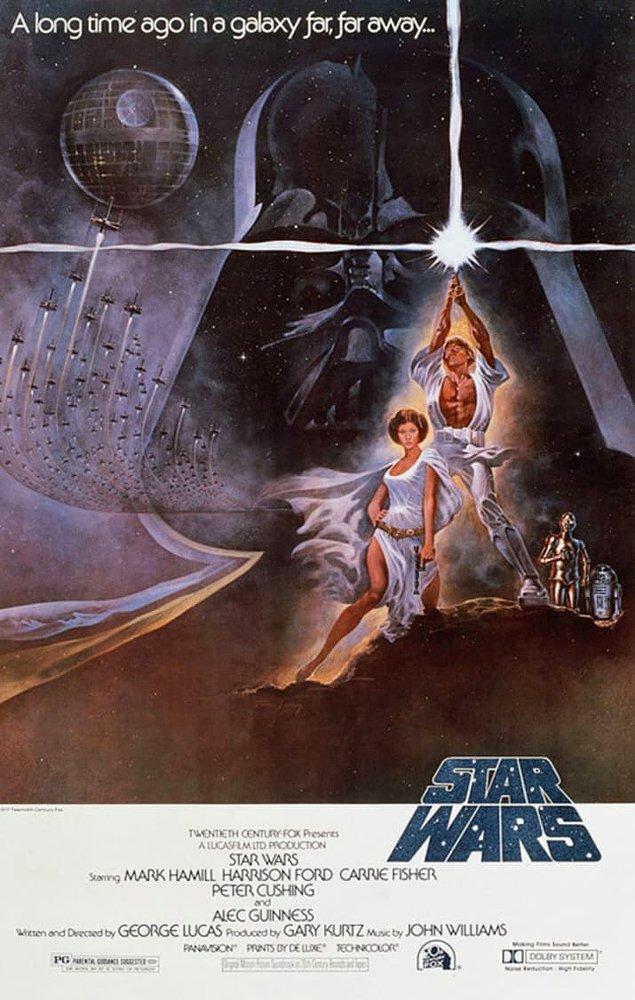 13. Star Wars, tarihte En İyi Film ödülüne aday olan ilk bilim kurgu filmiydi.