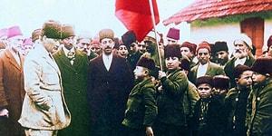 Özlüyoruz Atam! Genelkurmay Başkanlığı'nın Yayınladığı Renklendirilmiş Atatürk Fotoğrafları