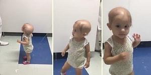 Kanser Tedavisi Gören Küçük Kız İçin Ufak Bir Konser Veren Müthiş Doktor!