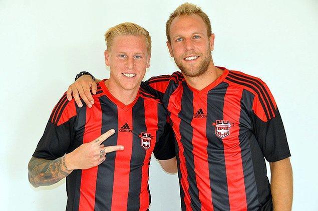 31 yaşındaki Çek futbolcu sezon başında Gaziantepspor'a transfer olmuştu.
