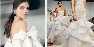 New York Gelinlik Moda Haftası'ndan Yazın Düğün Modası Hakkında İpuçları Veren 14 Gelinlik
