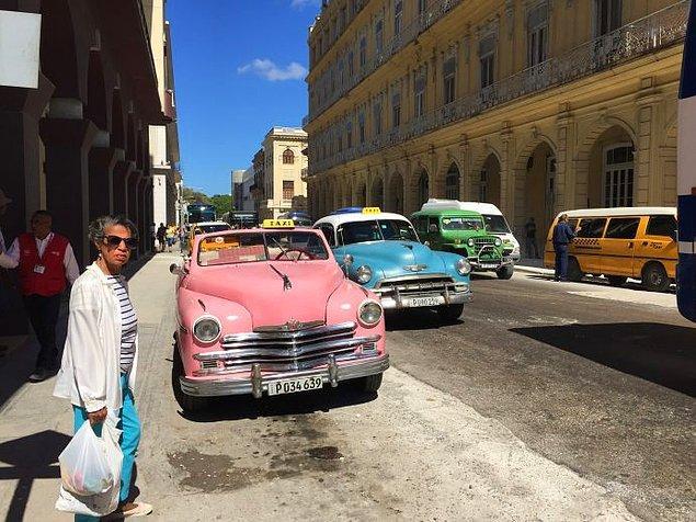 2. Havana'da gezilecek bölgeler nerelerdir?