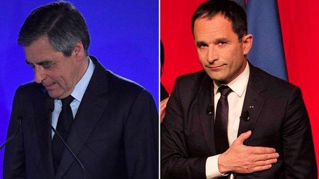 2. Seçimlerde Fransa tarihinde bir de ilk yaşandı. Ne Cumhuriyetçi Parti'den ne de Sosyalist Parti'den bir aday ikinci tura kalabildi.